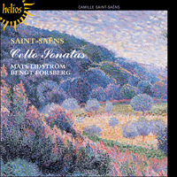 Cover of CDH55342 - Saint-Sa�ns: Cello Sonatas