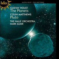 Cover of CDH55350 - Holst: The Planets; Matthews: Pluto