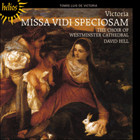 Cover of CDH55358 - Victoria: Missa Vidi speciosam & other sacred music