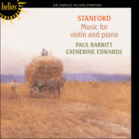 CDH55362 - Stanford: Music for violin and piano