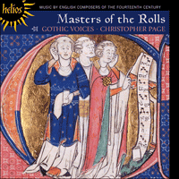 Cover of CDH55364 - Masters of the Rolls
