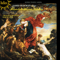 Cover of CDH55370 - Handel: Heroic Arias