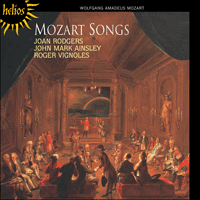 Cover of CDH55371 - Mozart: Songs