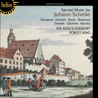 Cover of CDH55373 - Schelle: Sacred Music