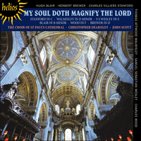 Cover of CDH55401 - My soul doth magnify the Lord