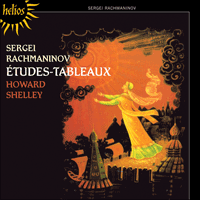 Cover of CDH55403 - Rachmaninov: �tudes-tableaux