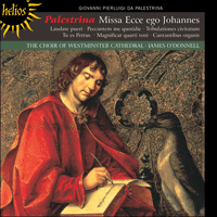 CDH55407 - Palestrina: Missa Ecce ego Johannes & other sacred music
