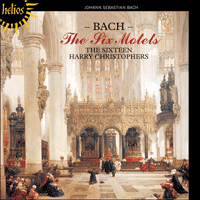 CDH55417 - Bach: The Six Motets