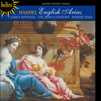 CDH55419 - Handel: English Arias