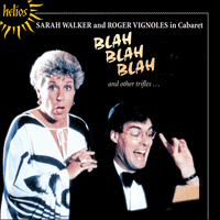 Cover of CDH55422 - Blah blah blah & other trifles