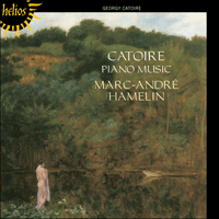 CDH55425 - Catoire: Piano Music