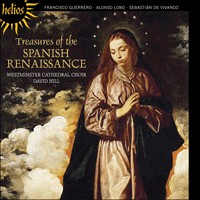 CDH55430 - Treasures of the Spanish Renaissance