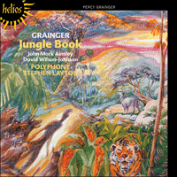 Cover of CDH55433 - Grainger: Jungle Book & other choral works