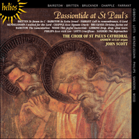 Cover of CDH55436 - Passiontide at St Paul's