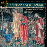 Cover of CDH55443 - Epiphany at St Paul's