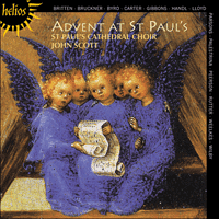 Cover of CDH55463 - Advent at St Paul's