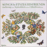 Cover of CDA66015 - Songs by Finzi and his Friends
