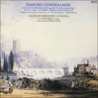Cover of CDA66030 - Stanford: Cathedral Music
