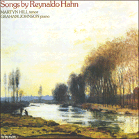 Cover of CDA66045 - Hahn: Chansons Grises & other songs