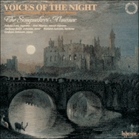 Cover of CDA66053 - Brahms & Schumann: Voices of the Night