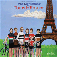 Cover of A66059 - The Light Blues' Tour de France
