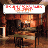 Cover of CDA66067 - English Virginal Music of the 17th century