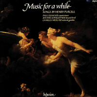 CDA66070 - Purcell: Music for a while & other songs