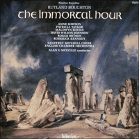Cover of CDA66101/2 - Boughton: The Immortal Hour