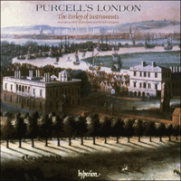 Cover of CDA66108 - Purcell's London