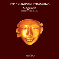 Cover of CDA66115 - Stockhausen: Stimmung