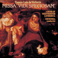 Cover of CDA66129 - Victoria: Missa Vidi speciosam & other sacred music