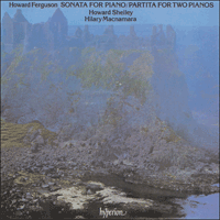 Cover of CDA66130 - Ferguson: Sonata & Partita
