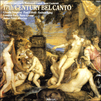 Cover of CDA66153 - 17th-Century Bel Canto