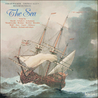 Cover of CDA66165 - The Sea