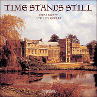 Cover of CDA66186 - Time stands still