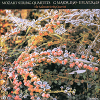 Cover of CDA66188 - Mozart: String Quartets, Vol. 2