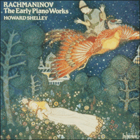 CDA66198 - Rachmaninov: The Early Piano Works