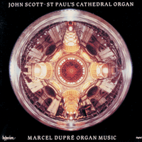 CDA66205 - Dupr�: Organ Music, Vol. 1