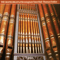 Cover of CDA66216 - The Grand Organ