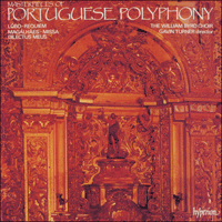 CDA66218 - Masterpieces of Portuguese Polyphony
