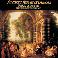 Cover of CDA66228 - Ancient Airs & Dances