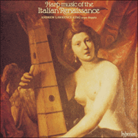 CDA66229 - Harp music of the Italian Renaissance