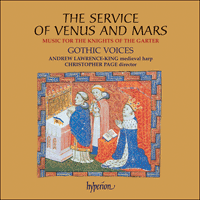 Cover of CDA66238 - The Service of Venus and Mars