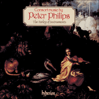 Cover of CDA66240 - Philips: Consort Music