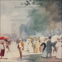 Cover of CDA66243 - Koechlin: Songs