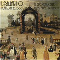 Cover of CDA66244 - Il Ballarino � Italian Dances, c1600