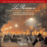 Cover of CDA66248 - La Procession