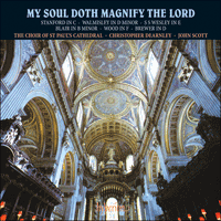 Cover of CDA66249 - My soul doth magnify the Lord