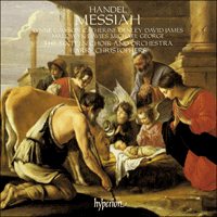 Cover of CDA66251/2 - Handel: Messiah