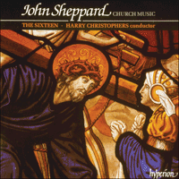 Cover of CDA66259 - Sheppard: Church Music, Vol. 1